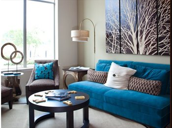 Beautiful 1 Bed Apartment- 822 Sq. Ft.