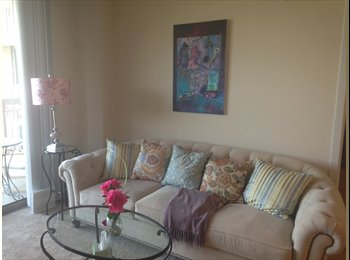 EasyRoommate US - Room Available in 2 Bedroom Apartment - Foxhall, Arlington - $890 pcm