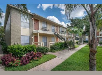 Heights Studio Apartment for 4 month sublease