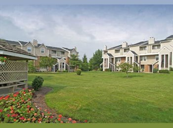 EasyRoommate US - Beautiful one bedroom apartment (Columbus) - Northeast, Columbus Area - $726 pcm