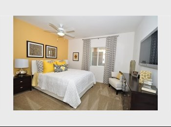 EasyRoommate US - furnished apartment - Pacific Beach, San Diego - $1,450 pcm