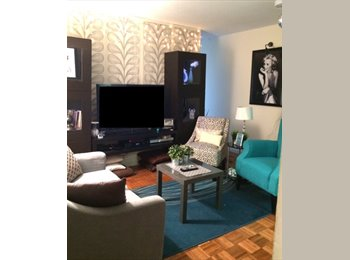 EasyRoommate US - 1 BR in 3 BR Luxury Building with balcony - Upper West Side, New York City - $2,200 pcm