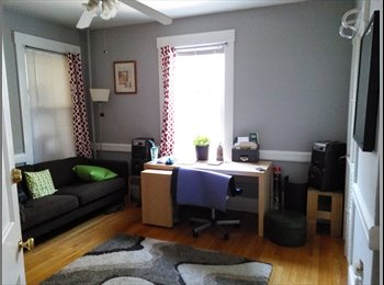 EasyRoommate US - $775 sunny spacious room in Allston for rent - Allston, Boston - $775 pcm