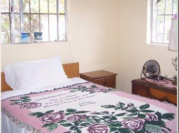ELDERLY FEMAE WANTED/1 FURNISHED BEDROOM