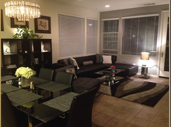 Guest Room For RENT--Beautiful new home!
