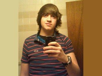 Trevor  - 18 - Student