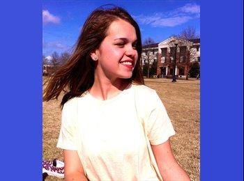 EasyRoommate US - Leah - 19 - Chattanooga