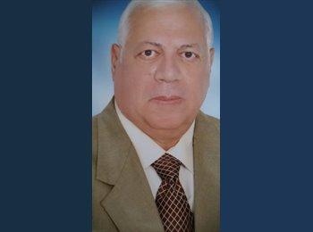 EasyRoommate US - Mohamed Taher - 65 - Alexandria