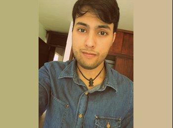 Gregory - 20 - Estudiante