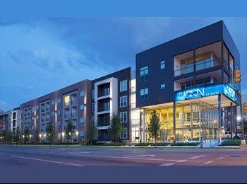 EasyRoommate US - Wonderful Apartment Next t West Village - West Village, Dallas - $795 pcm