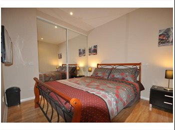 EasyRoommate AU - Stunning furnished one bedroom apartment - Adelaide, Adelaide - $150 pw