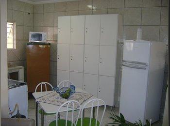 Alugo casa em Sorocaba para juventude, Hostel