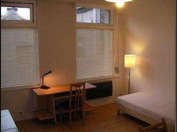 Appartager FR - chambre meublée pour  étudiant ou stagiaire - Valenciennes, Valenciennes - 270 € /Mois