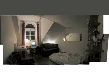 Grand appartement, 76 mètres carré, Métro République
