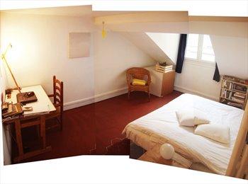 sous-location chambre, Paris 10eme