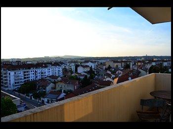 Appartager FR - Je propose une colocation - Villeurbanne, Lyon - 718 € /Mois