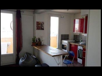 Appartager FR - Je propose une colocation - Amidonniers - Compans, Toulouse - 350 € /Mois