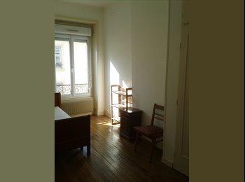Appartager FR - colocation Jean Macé - 7ème Arrondissement, Lyon - 355 € /Mois