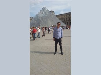 Appartager FR - Jorge - 22 - Paris - Ile De France