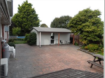 NZ - Looking for boarder in sleepout of family home - Avonhead, Christchurch - $200 pw