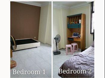 EasyRoommate SG - 2 Common Rooms with privacy - not facing corridor - Choa Chu Kang, Singapore - $650 pcm