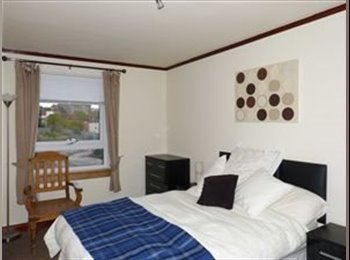 EasyRoommate UK - Double Room In Sunny Central Flat - Dundee, Dundee - £390 pcm