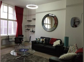 EasyRoommate UK - Spacious Double room in the centre of Liverpool - Vauxhall, Liverpool - £525 pcm