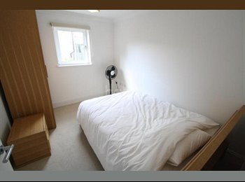 EasyRoommate UK - Double -Bright flat close to river and city centre - Cambride (North), Cambridge - £575 pcm