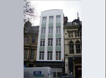 EasyRoommate UK - Biggest market flat  - Newcastle City Centre, Newcastle upon Tyne - £232 pcm