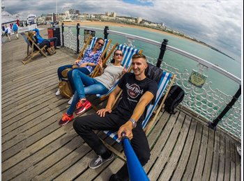 EasyRoommate UK - Jakub  - 24 - Brighton and Hove