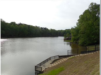Amazing Lake Estate Home Share in Roswell
