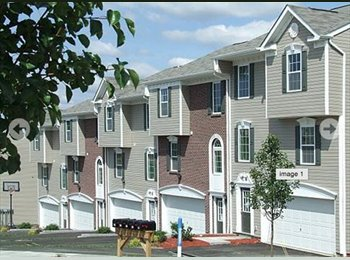 EasyRoommate US - Looking for 2 roommates in 3 bed townhouse - Southwest Allegheny, Pittsburgh - $450 pcm