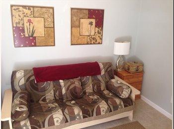 EasyRoommate US - Furnished, private cottage - North Jacksonville, Jacksonville - $425 pcm