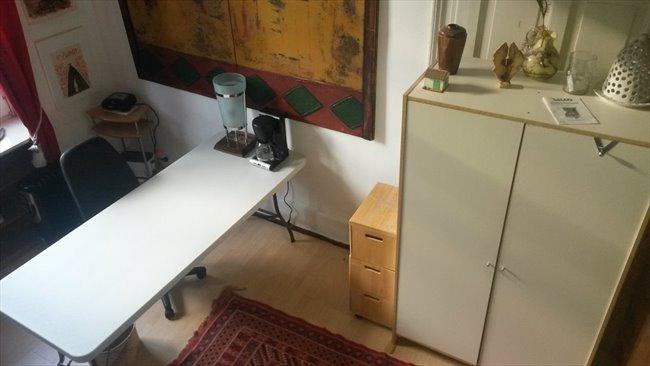 Gemutlich In Englisch :  Nichtraucherzimmer mit Altbauflair in 2er WGEnglish below!  EasyWG