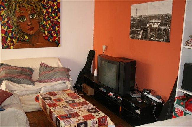 Piso compartido en sarri sant gervasi habitaci n en for Piso 1 habitacion barcelona