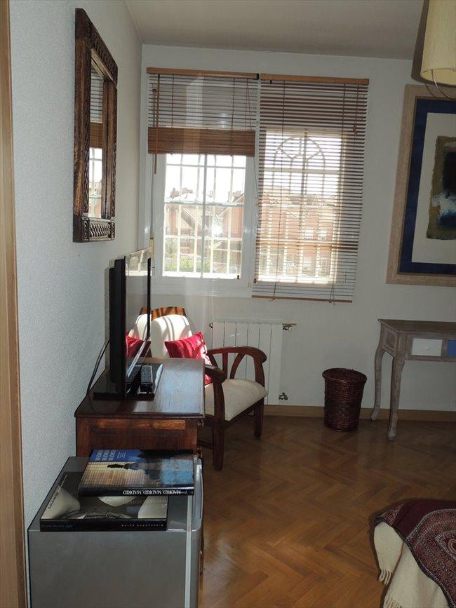 Piso compartido en villa de vallecas habitacion para for Piso 1 habitacion