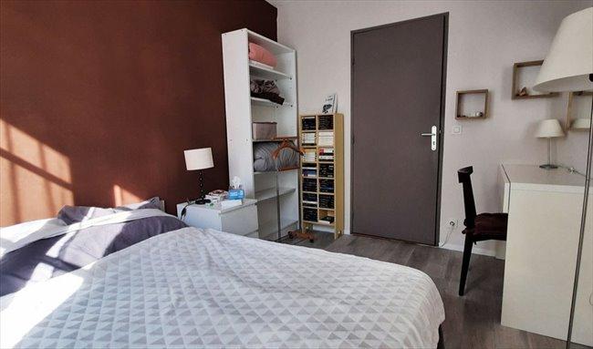colocation 3 me arrondissement chambre dans appartement tout confort appartager. Black Bedroom Furniture Sets. Home Design Ideas