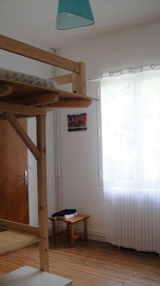 Colocation Villenave D 39 Ornon Chambre Meublee Dans Charges Deductibles  Location Meublee