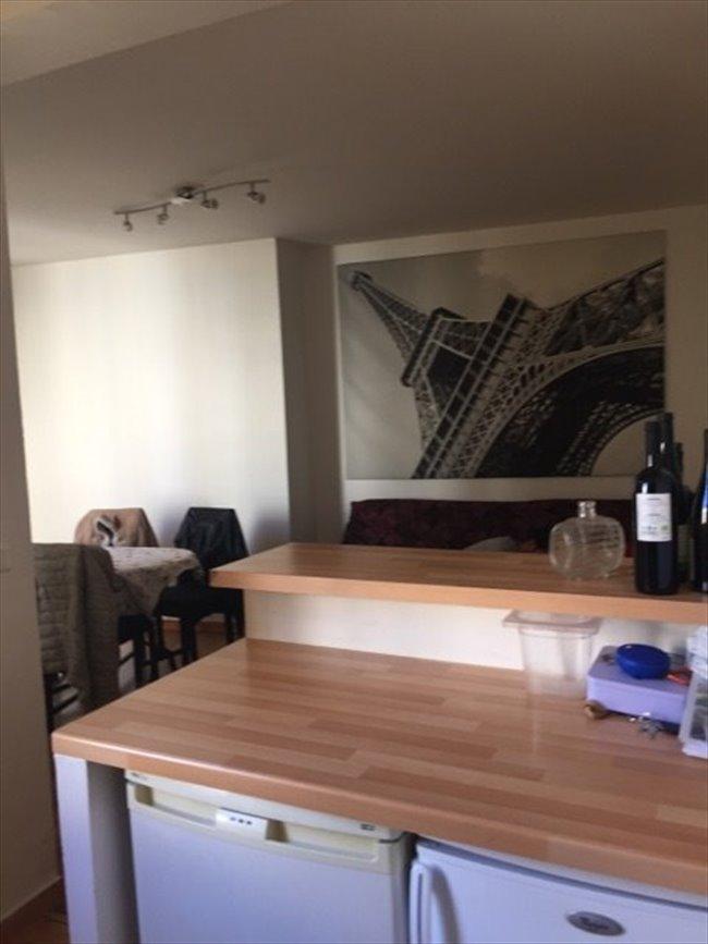 colocation villejuif appartement 60 m2 villejuif centre appartager. Black Bedroom Furniture Sets. Home Design Ideas