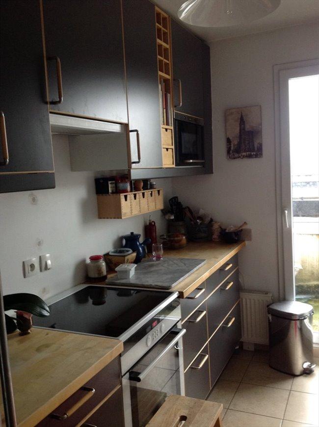 colocation la plaine saint denis chambre meubl e dans appartement appartager. Black Bedroom Furniture Sets. Home Design Ideas