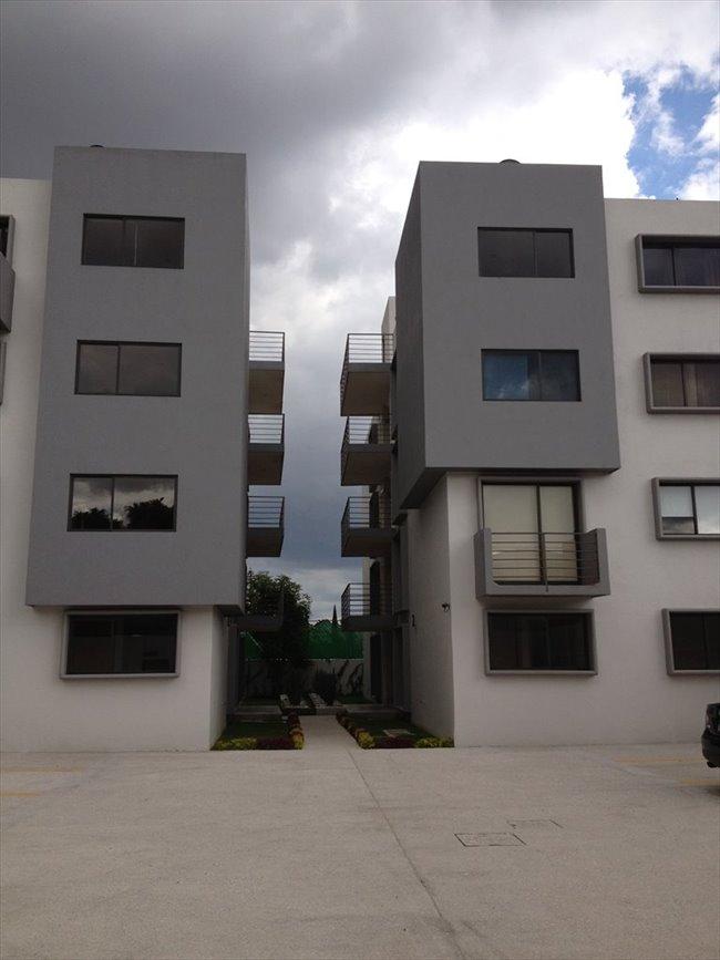 Cuarto en renta en Puebla - Departamento moderno ...