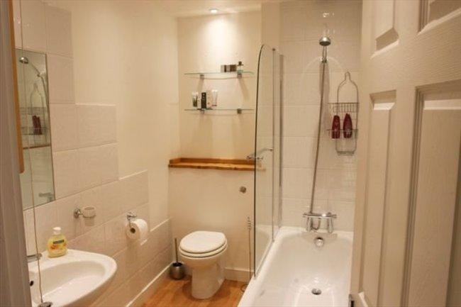 Room to rent in Staines Large Double Bedroom with ShowerEnsuite – Bedroom En Suite
