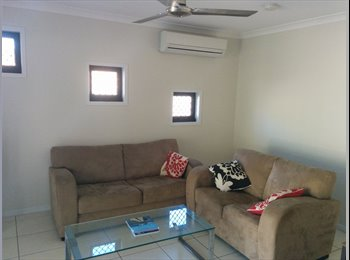 EasyRoommate AU - Fairly Central Location, Gladstone - $80 pw