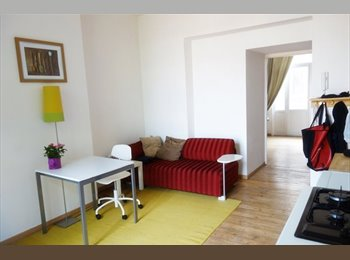 Appartager BE - Sunny Quite and enjoyable furnished Appartement, Schaerbeek Schaarbeek - 790 € / Mois
