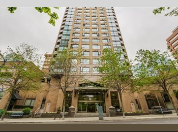 EasyRoommate CA - Sub-Penthouse Master Bedroom in the Downtown West-End, May 1/ 15- August 15, Vancouver - $2,250 pcm