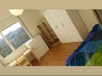 EasyWG CH - 01.08.17. All Inkl, WIFI, Furnitures, Living ROom-balcony, Bern - 630 CHF / Mois