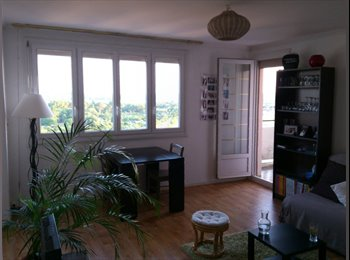 Appartager FR - Propose colocation dans appartement, Angers - 350 € /Mois
