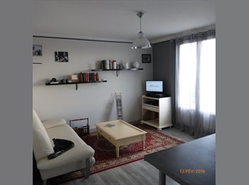 Appartager FR - Appartement Terrasse proche SNCF, Châteauroux - 600 € /Mois