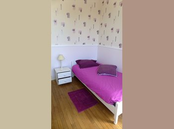Appartager FR - loue chambre , Tours - 380 € /Mois