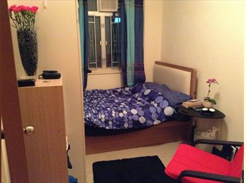 EasyRoommate HK - Huge room in a cozy apartment in Mong Kok!, Mong Kok - HKD7,000 pcm